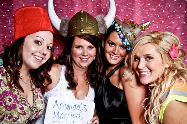 Leigh's Wedding Photobooth